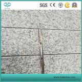 Comercio al por mayor blanco y gris claro G603 de baldosas de granito pulido/Bushhammered/pulido para pisos de granito o mosaico de losas de granito/Tops/Vanidad Top/cocina/Tombstone