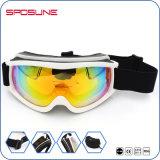 Venda por grosso de skate promocionais óculos óculos de Esqui Anti-Fog inquebrável UV400