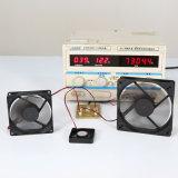 120 mm 110V do rolamento da luva de arrefecimento sem escovas DC da estrutura do ventilador elétrico Axial do Ventilador