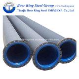 Spiral SSAW/LSAW 3PE Tubos de acero Anticorrosión 3PE Tubos de acero con recubrimiento epoxi