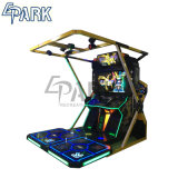 Coin exploités à des jeux Roi de la danseuse 2 Machine de jeu d'Arcade