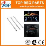 7508 Acero Inoxidable Barbacoa Grill 3 quemadores de gas de tubo de juego