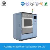 La industria de la máquina de impresión 3D de SLA prototipo rápida impresora 3D.