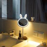 Lamp van de Spiegel van de Schemerlamp van de goede Goedkope Draadloze LEIDENE Spiegel van de Make-up de Kosmetische