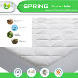 Terry Bambú exclusiva cama hipoalergénica de prueba de fallos Cubierta de protector de colchón impermeable