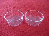 Plaat van het Glas van het Kwarts van Labware van het Kristal van Baibo de Duidelijke