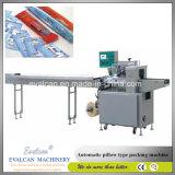 Ajuste de flujo horizontal automática Máquina de embalaje