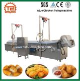 Électrique automatique machine Friture de poulet en continu