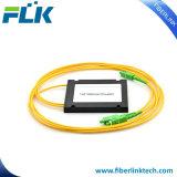 Divisore del PLC 1*8 per ottico di fibra di FTTH con il connettore di Sc/APC