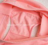 Mutandine quotidiane comode della biancheria intima delle donne di colore solido del cotone di 95%