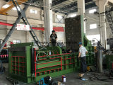 짐짝으로 만들 기계를 재생하는 Y81t-250 금속 조각