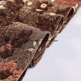 Хлопко-бумажная ткань 2018 синеля ткани драпирования жаккарда цвета разницы