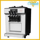 機械を作る商業ステンレス鋼のソフトクリーム