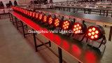 A PARIDADE do estágio da lavagem da parede do diodo emissor de luz de Vello pode iluminar-se (duende Colorpar 7 do diodo emissor de luz (5in1)