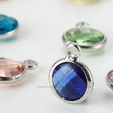 La mejor calidad de joyas de cristal de 9mm redondo Collar de diamantes de imitación de piedra de fantasía para accesorios de diamantes de cristal