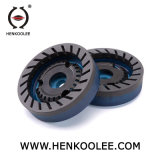 Горячее продавая колесо новой материальной истирательной плоской формы стеклянное полируя