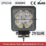 Punto de Emark 27W/luz cuadrada del trabajo de Epistar LED de la inundación (GT1007-27W)