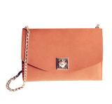 De mini Zak van de Schouder van het Leer van Dame Flap Bag Promotional Women Boodschapper Pu (WDL0993)