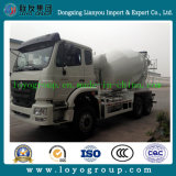 Caminhão do misturador concreto de Sinotruk HOWO A7