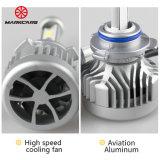 Automobil-Scheinwerfer des Markcars Ventilator-Kühlsystem-9006 LED