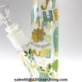 12,8 дюйма стеклянный стакан стиле с популярными Waterpipe Рождество таблички оптовая торговля
