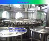 Automatische waschende füllende mit einer Kappe bedeckende Füllmaschine des Wasser-3in1