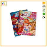 Stampa Colourful del libro di storia dei bambini (OEM-GL012)