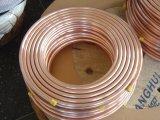 Tubulação C12200 de cobre vermelha