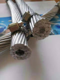 オーバーヘッドアルミニウムコンダクターの鋼鉄によって補強されるワイヤー(ACSR)