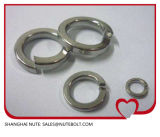 M3 du ressort Washer/DIN127/Unc/Bsw/ASTM d'acier inoxydable