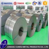 La norme ASTM 316 2205 904L 2B Ba Hl 6K 8K bobine en acier inoxydable finition miroir