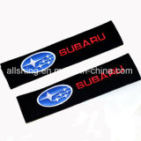 La cintura di sicurezza dell'automobile di Subaru copre il poliestere di accoppiamenti dei rilievi di spalla