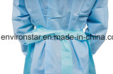 Ménage médicaux OEM logo personnalisé en plastique jetables tablier PE