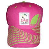 黄色いネオン帽子、カスタムネオン帽子、ネオンは着色した帽子(JRP043)を