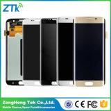 Экран LCD телефона для индикации галактики S7 Edge/S6 Edge/S7 LCD Samsung