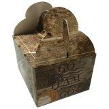 Kundenspezifischer neuer Entwurfs-Tortenschachtel-Verpacken- der Lebensmittelkasten