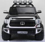 Toyataのツンドラは車のおもちゃ24Vの子供の乗車を認可した