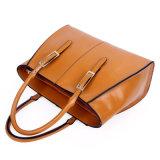 Senhoras Bolsas Mulheres Mala em couro PU mulheres Tote Ol Trabalhar Bag Bolsa de armazenamento de Corrente (WDL0711)