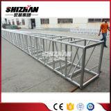 重い積載量650X1000mmアルミニウムボルト正方形のトラス