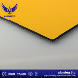 壁のクラッディングのための建築材のアルミニウムシート