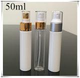 bouteille de parfum en plastique de pulvérisateur de forme du crayon lecteur 50ml