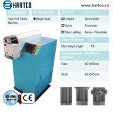 Het automatische CNC Eind die van de Buis Machine met ServoMotor Drie vormen (TEF508CPV)