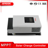 60A ЖК дисплеи солнечная панель контроллера заряда 24V