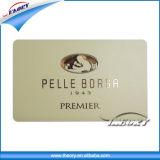 Goldheiße stempelnde farbenreiche Drucken-magnetischer Streifen VIP-Karte