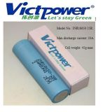 Batería de ion de litio de las baterías de Inr18650-25r LiFePO4 para el coche eléctrico