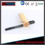 Elemento de cerámica de la soldadura del aire caliente del reemplazo plástico del arma