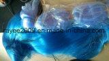 Голубая рыболовная сеть нейлона удя оборудования моноволокна