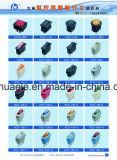 가정용품 다채로운 로커 스위치를 위한 Kcd-108 시리즈