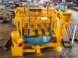 máquina de tijolos Qmy4-30Móvel concreto de uma camada de ovo máquina de tijolos de concreto