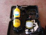 Cilindro de Acero para aparatos de respiración de aire independiente Scba